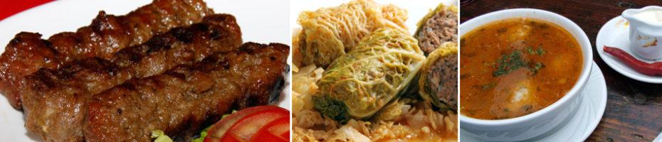 Charakterystyka kuchni rumuńskiej